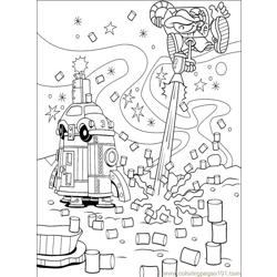 Kids Next Door 001 (20) coloring page