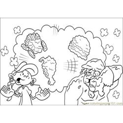 Kids Next Door 001 (23) coloring page
