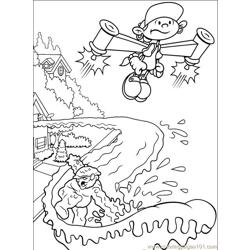 Kids Next Door 001 (24) coloring page