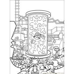 Kids Next Door 001 (26) coloring page