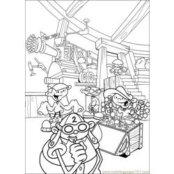 Kids Next Door 001 (28) coloring page