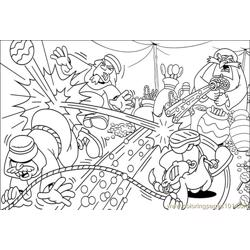 Kids Next Door 001 (3) coloring page