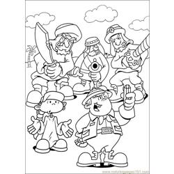 Kids Next Door 001 (4) coloring page
