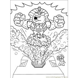 Kids Next Door 001 (6) coloring page