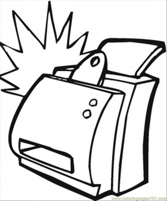 Print The Picture Coloring Page