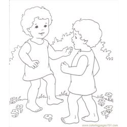 Preschool Coloring Pages 03