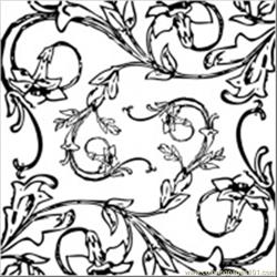 Ral Decoration Clip Art 19918 coloring page