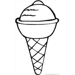 more desserts coloring pages 15653825