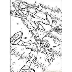 Digimon10 coloring page