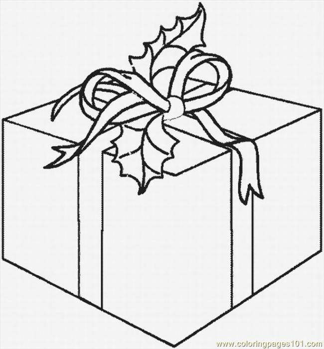 Disney Christmas 24 Coloring Page