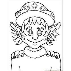 Disney Christmas 45 coloring page