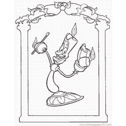 Disney Christmas 81 coloring page