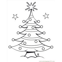 Disney Christmas Sjo coloring page