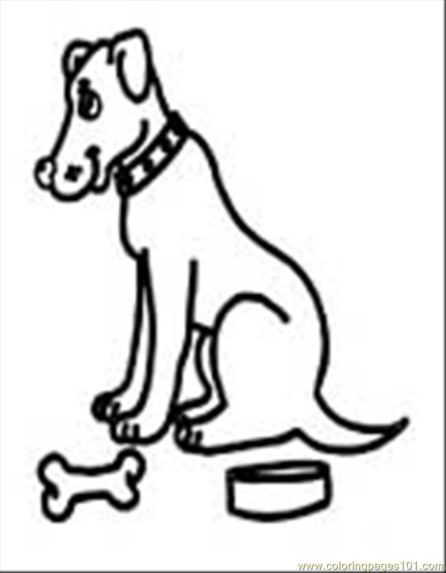 Dog79 Coloring Page