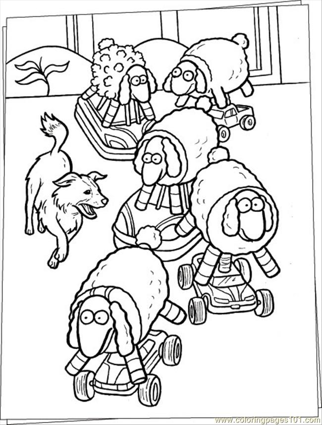 Dog Coloring Page Source Ygd Coloring Page
