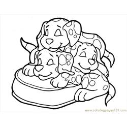 Eeping Together Coloring Page