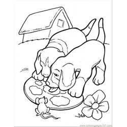 Shares The Food Coloring Page Free Coloring Page for Kids