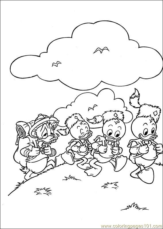 Donald55 Coloring Page