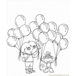 Explorer Coloring Pages 5 Lrg