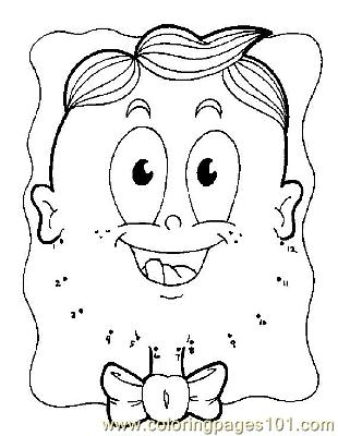 Dot To Dot 30 Coloring Page