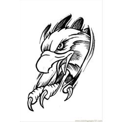 Eagles Tattoo Design Prev 4
