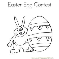 Easter egg contest