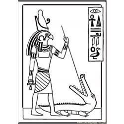 Egyptian Drawing