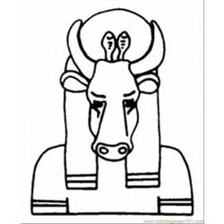 Egypt Coloring Pages 16 Med