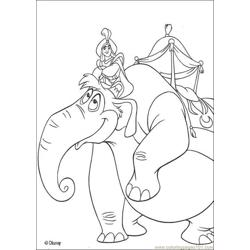 Hant Coloring Page Source M4y