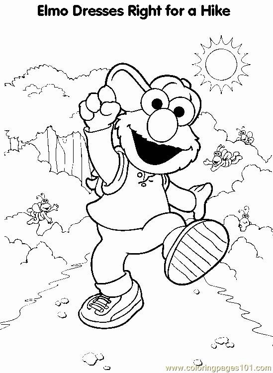 Cookie Monster Coloring Page Cookie Monster And Elmo - Elmo Sesame ... | 750x549