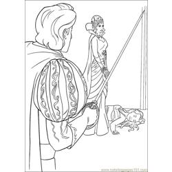 Enchanted 15 coloring page