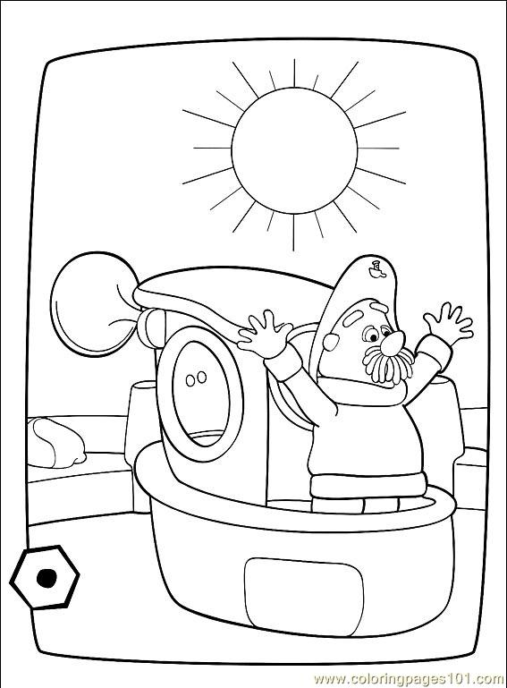 Engie Benjy 001 (15) Coloring Page