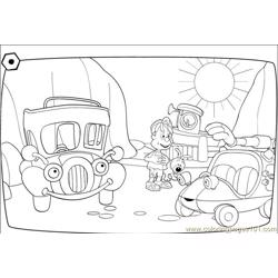 Engie Benjy 001 (12) coloring page