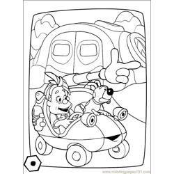 Engie Benjy 001 (2) coloring page