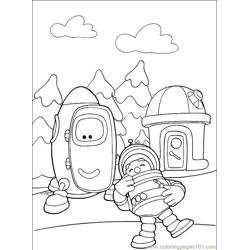 Engie Benjy 001 (3) coloring page