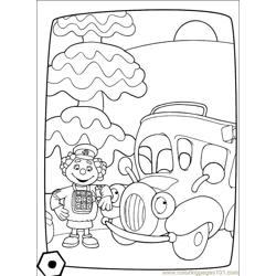 Engie Benjy 001 (4) coloring page