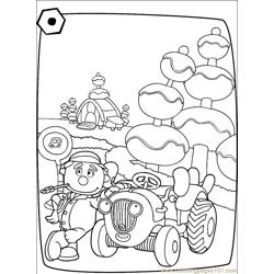 Engie Benjy 001 (5) coloring page
