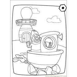 Engie Benjy 001 (7) coloring page
