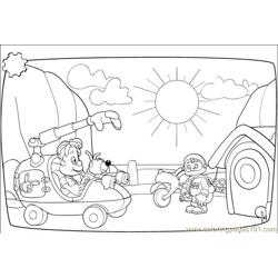 Engie Benjy 001 (9) coloring page