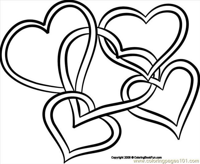 08 Hearts4 2 Coloring Page - Free Fallouts Coloring Pages ...
