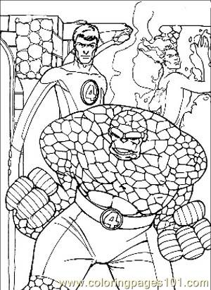 Fantastic Four.jpg (14) Coloring Page