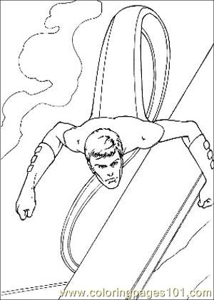 Fantastic Four.jpg Coloring Page