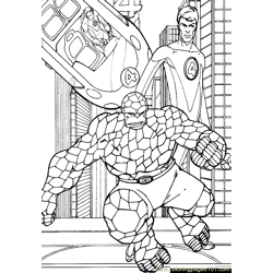 Fantastic Four.jpg (32) coloring page