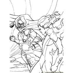 Fantastic Four.jpg (36) Free Coloring Page for Kids
