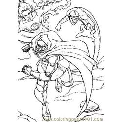 Fantastic Four.jpg (3) coloring page