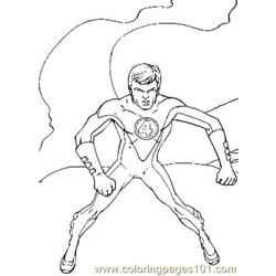 Fantastic Four70 coloring page