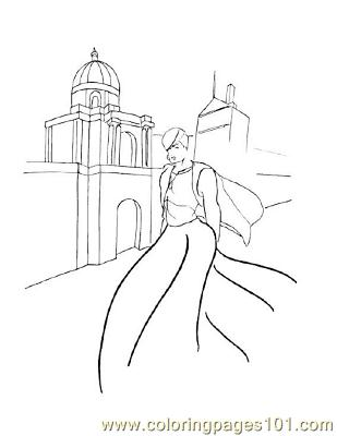 Fashion109 Coloring Page