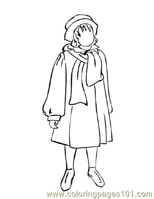 Fashion226 Coloring Page