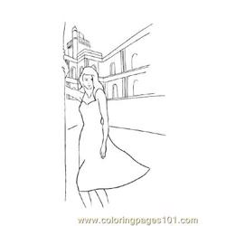 Fashion114 Free Coloring Page for Kids