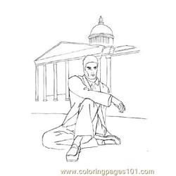 Fashion115 Free Coloring Page for Kids